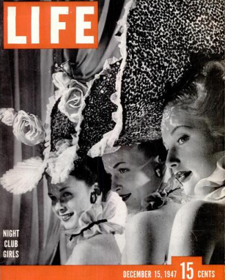 Thana, cover of LIFE, 1947