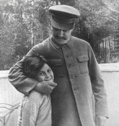 Svetlana and Stalin