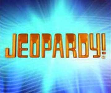 jeopardy, game show