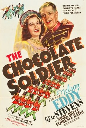 chocolate soldier, musical, film, 1941, rise stevens