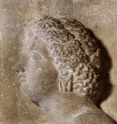 Thanchvil, Etruscan, female, name