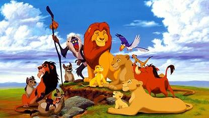 lion king, characters, disney