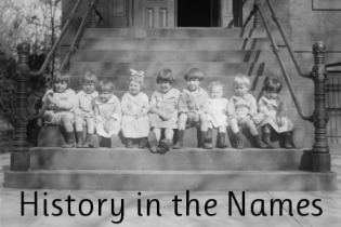 Click to see the History in the Names timeline.